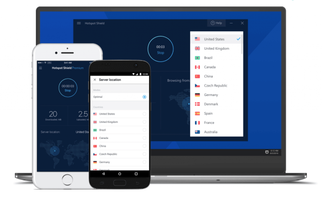 Hotspot-Shield-VPN-UI-review-2019